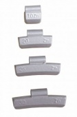 Wheel Weight For Alloy Wheels 45g Pack Of 50