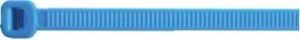 4.8 X 370MM CABLE TIES BLUE  QTY 100